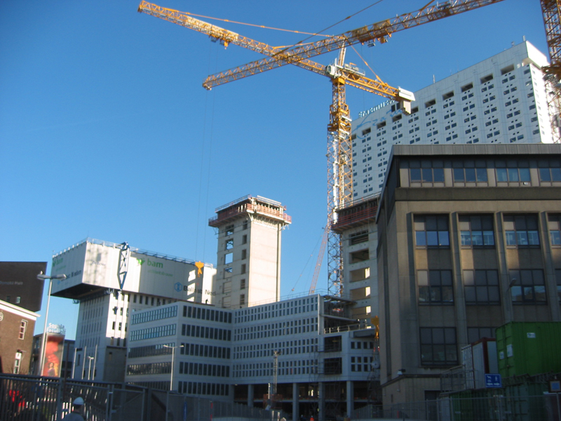 Nieuwbouw Erasmus MC - Foto 1