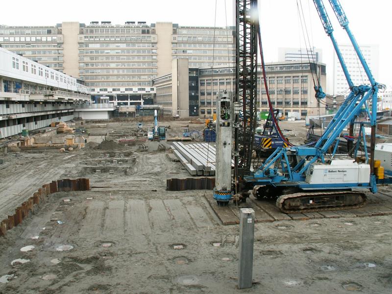 Nieuwbouw Erasmus MC - Foto 3